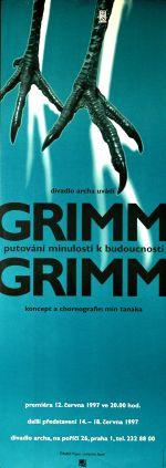 Grimm Grimm - design: Robert V. Novák
