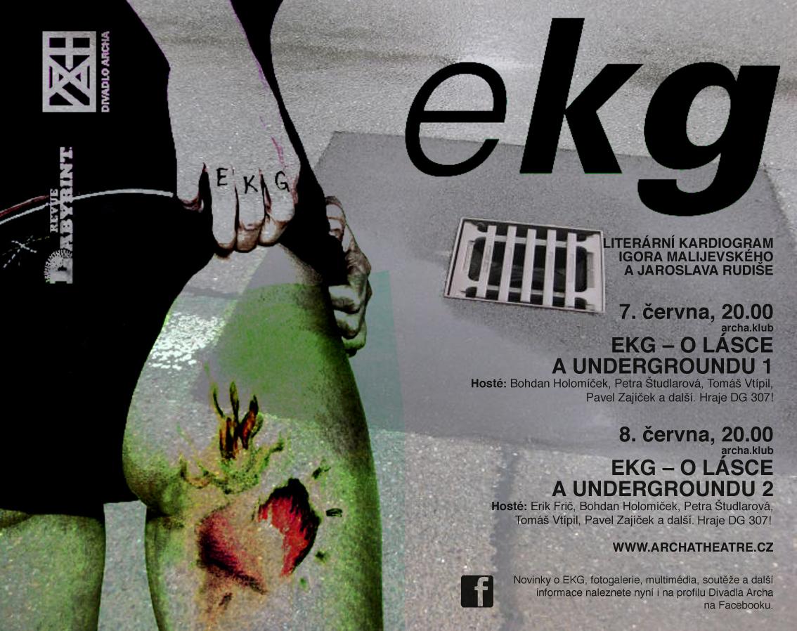 EKG červen 2011