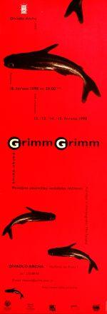 Grimm Grimm - design: Roberrt V. Novák