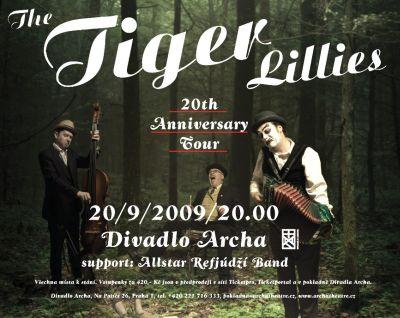 Tiger Lillies2009
